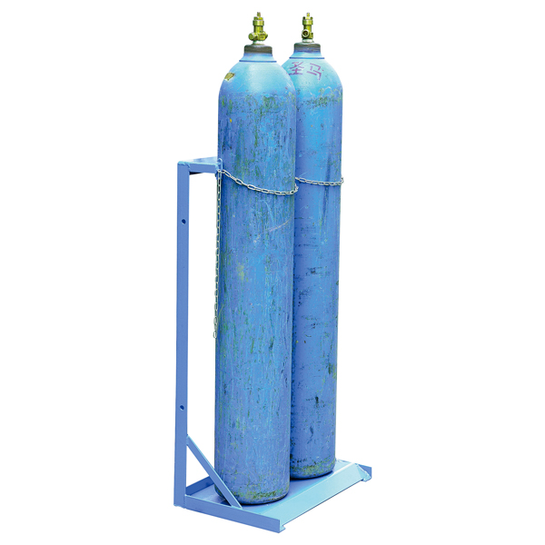 经济型气瓶架(两个气瓶)