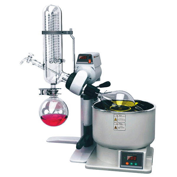 小型高制御旋转蒸发仪