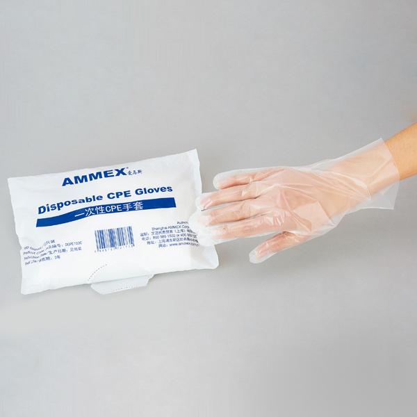 经济型CPE手套