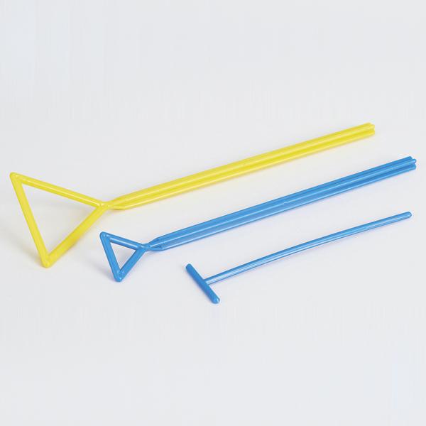 经济型一次性细胞涂布棒(独立纸塑包装)