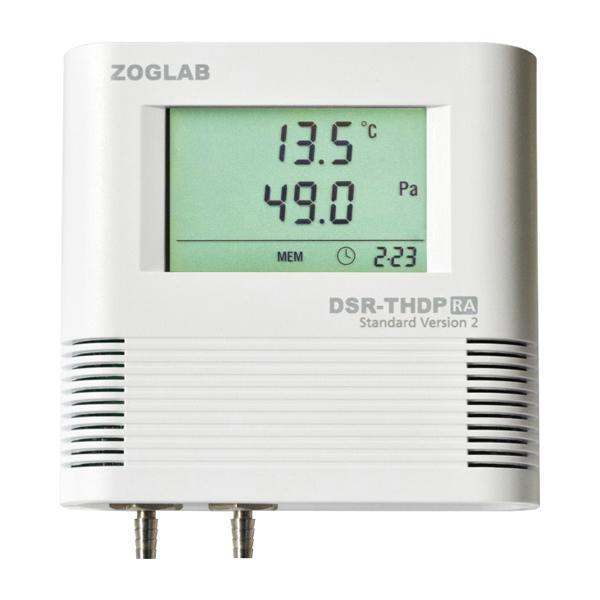 温湿度压差记录仪