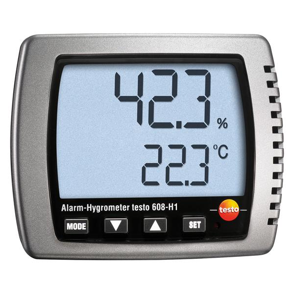 台式温湿度计