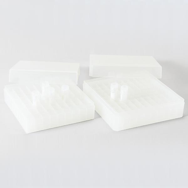 经济型PP制冻存盒(独立包装)