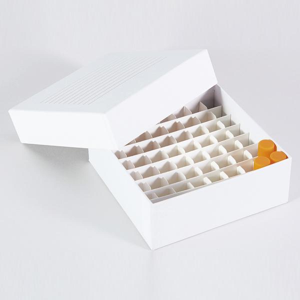 经济型纸制冻存盒