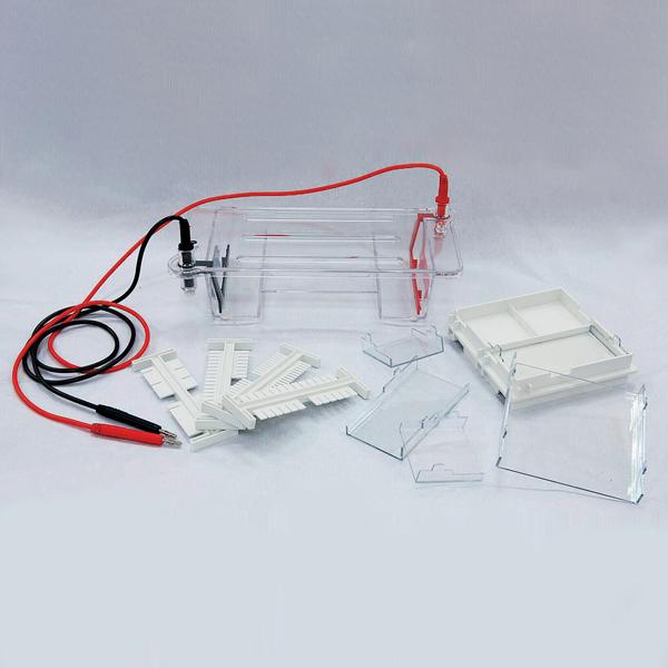 琼脂糖水平电泳仪(高透明度聚碳酸酯注塑成型)