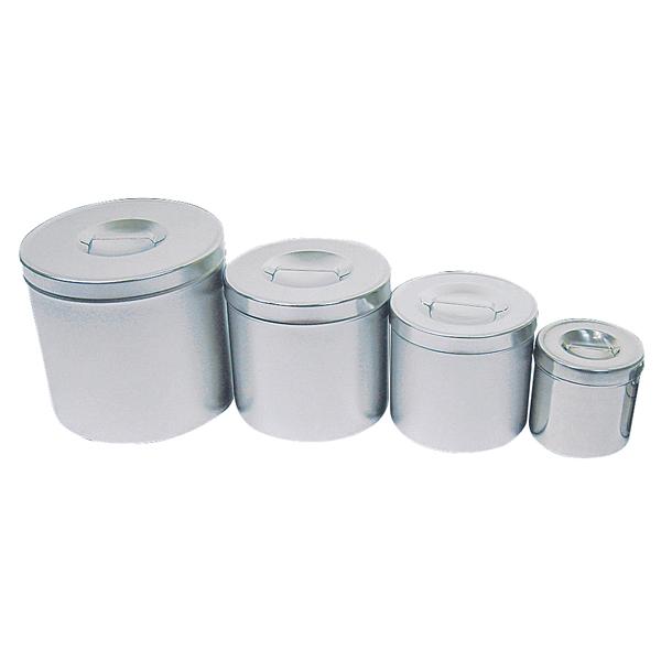 ASONE不锈钢罐