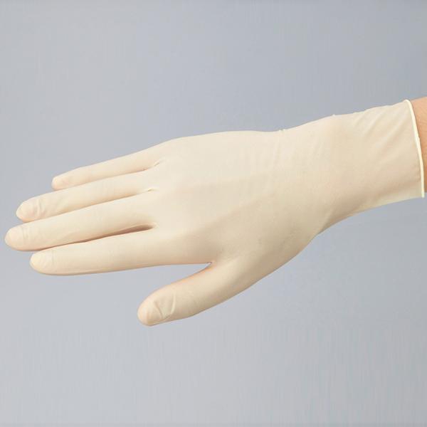 经济型乳胶手套(有粉)